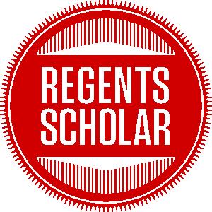 Regents Scholarship badge